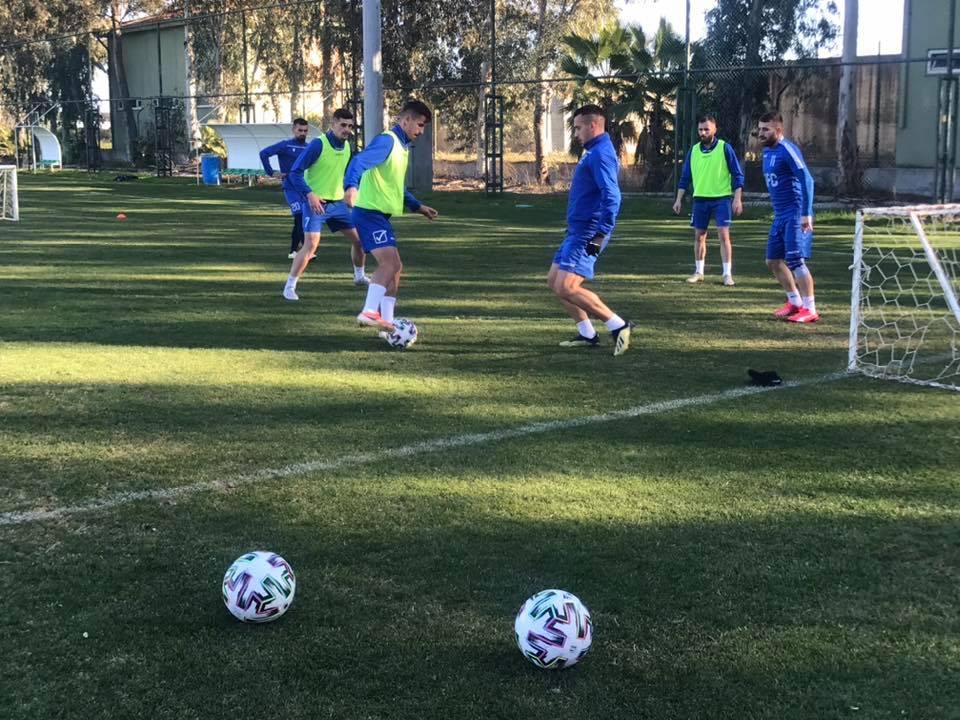Miqësore e tensionuar në Turqi, Drita barazon me klubin me traditë nga Ukraina