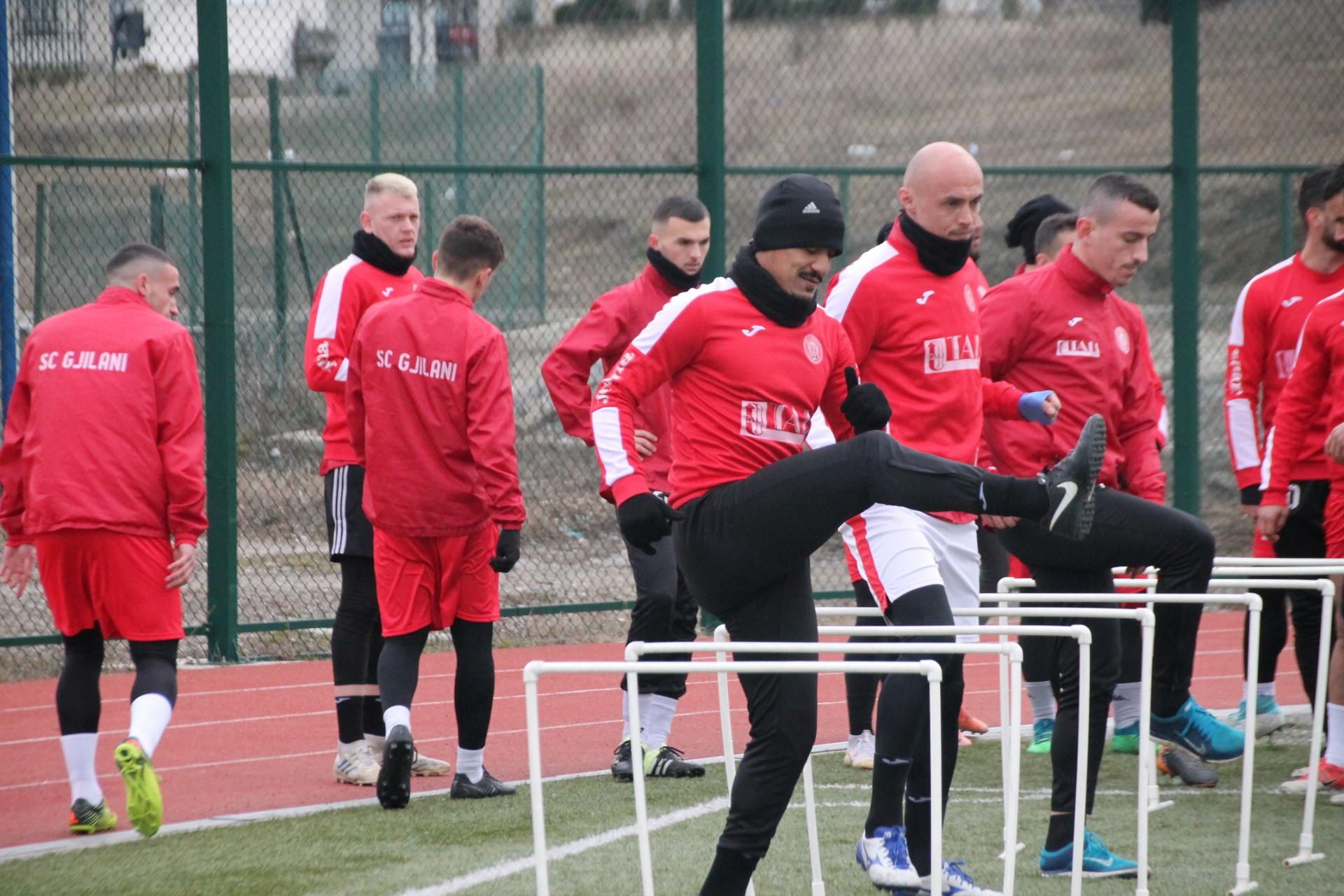 SC Gjilani kthehet nga Turqia, fillon përgatitjet intensive