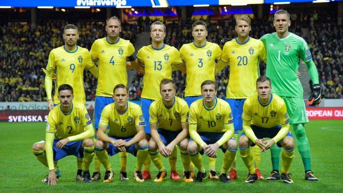 Suedia publikon formacionin zyrtar për ndeshje ndaj Kosovës