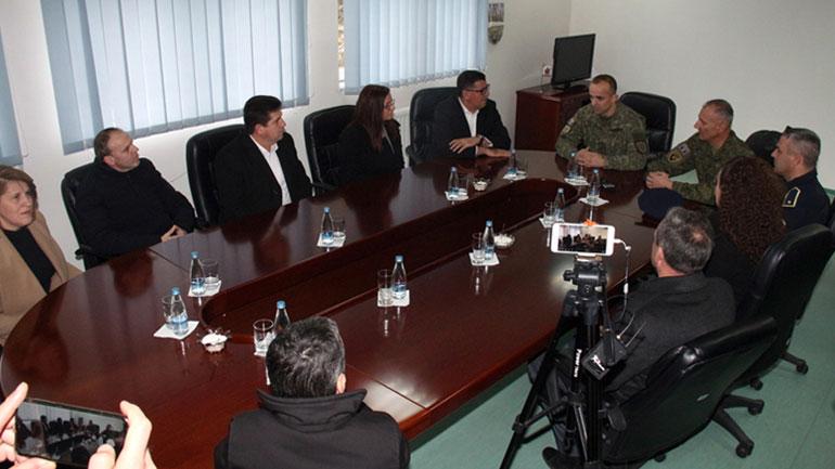 FSK, krenare me bashkëpunimin me Komunën e Gjilanit