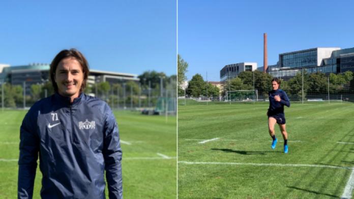 Hekuran Kryeziu po rikthehet, tregon aftësitë në stërvitjen e Zurich