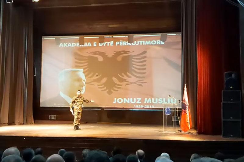 Mbahet akademi përkujtimore për Jonuz Musliun