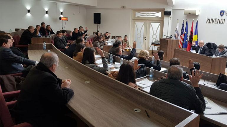 Haliti prezanton punën njëvjeçare si kryetar komune