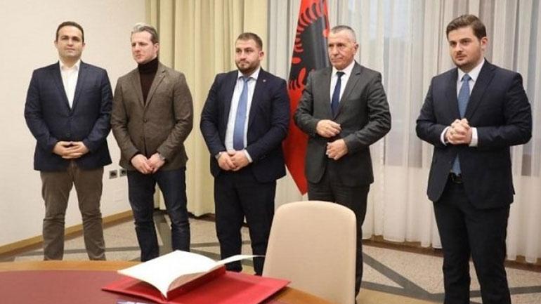 """Këto janë partitë nënshkruese për listën """"Alternativa Demokratike Shqiptare –Lugina e Bashkuar"""""""