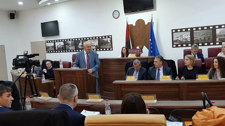 Mustafë Rexhepi, anëtar i ri i Kuvendit Komunal të Gjilanit
