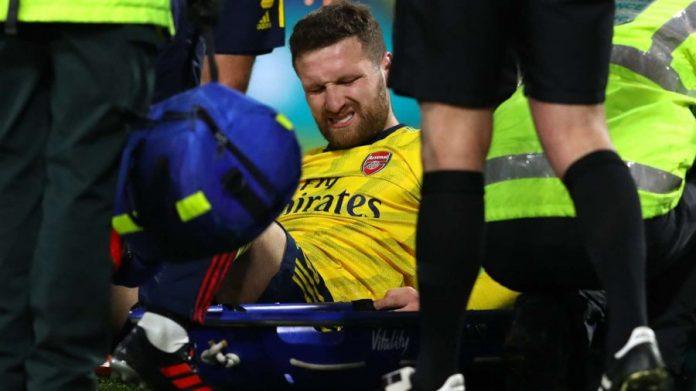 Mustafi humbet sezonin, Arsenali duhet të gjejë zëvendësimin e tij
