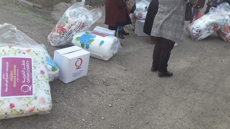 Komuna e Vitisë dhe Organizata Qatar Charity iu dalin në ndihmë 250 familjeve