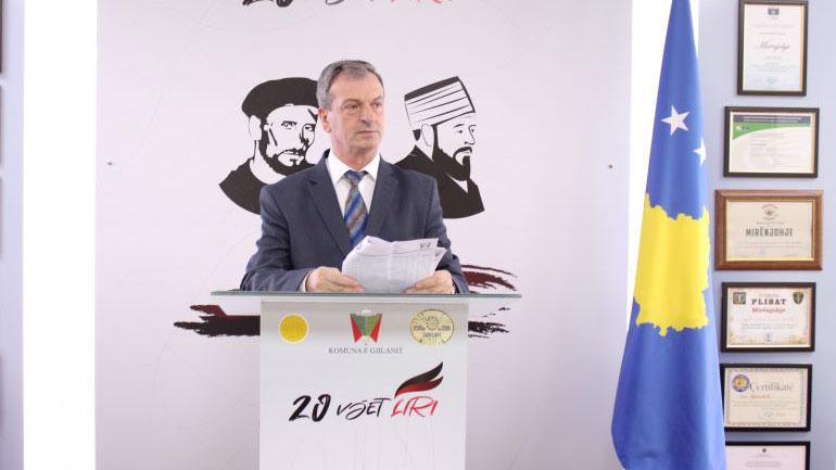 Rushiti: 2019-ta për Gjilanin ka qenë vit i lirimit të hapësirave publike