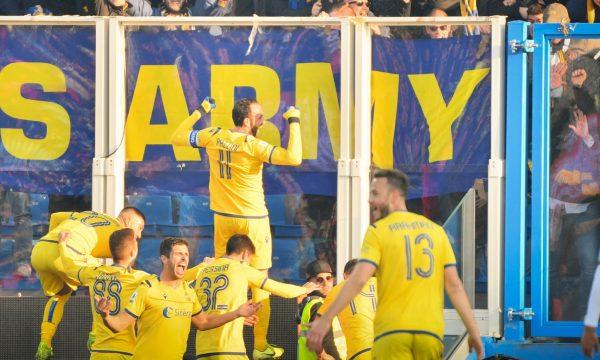 Kumbulla dhe Rrahmani e mposhtin Berishën në Serie A
