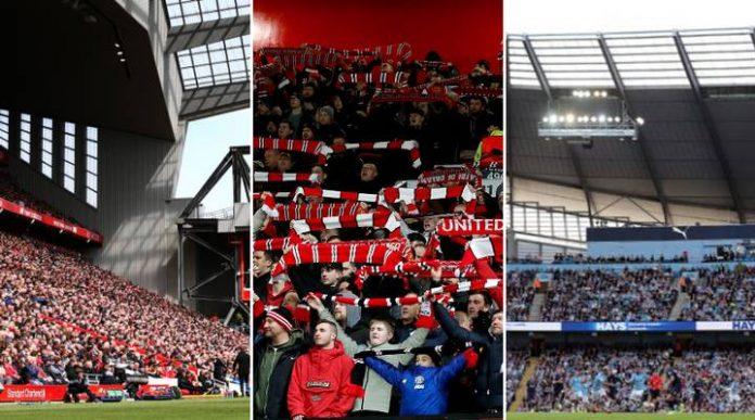 Anglezët të 'çmendur' pas futbollit, përqindja e shikueshmërisë në Premier Ligë këtë edicion