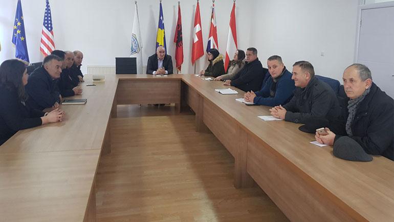 U mbajt mbledhja e parë e këshillit të drejtorëve