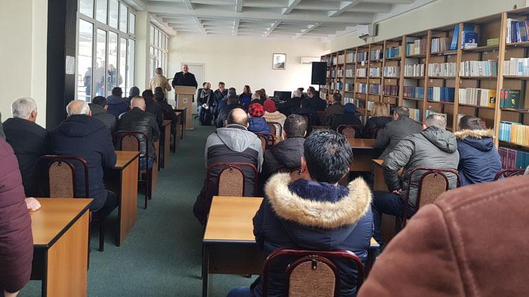 """Sesion informues për projektin """"Prosperiteti i prodhimtarisë agrare në Kosovë nga investimet e qëndrueshme rurale – PASURI"""""""