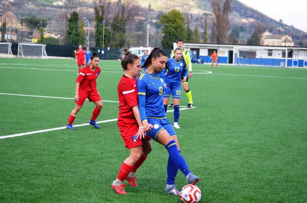 Vashat e Kosovës 'shkatërrojnë' Lazion C