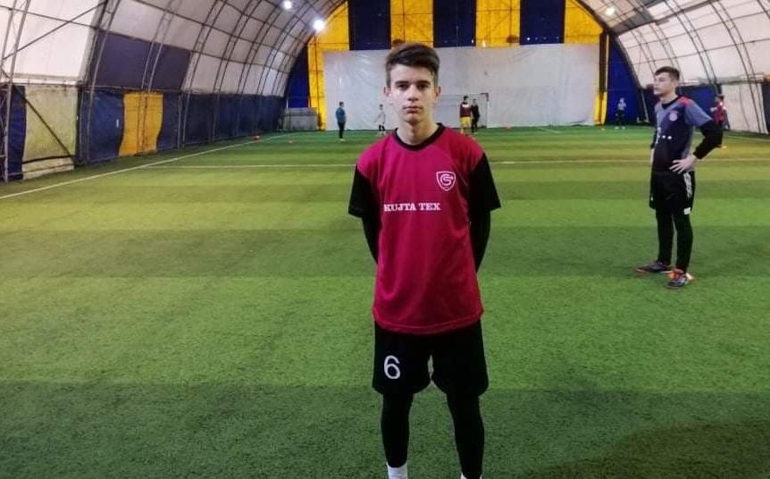 Talenti i ri gjilanas, Yll Musliu me hapa të sigurt drejt futbollit evropian