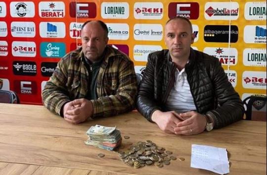 FC Ballkani mbledh 2526 euro për shërimin e Jetlirit