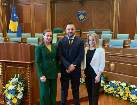 Driton Kuka nga Kuvendi kërkon unitet politik: Kosova mbi të gjitha