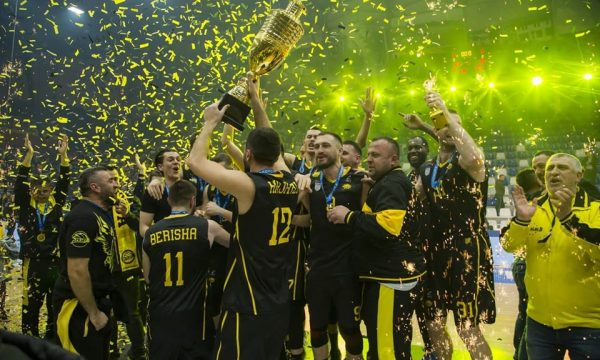 KB Peja fiton Kupën e Kosovës në basketboll