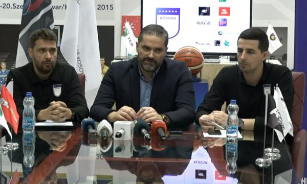 Prezantohet trajneri i ri i Përfaqësueses së Kosovës në basketboll