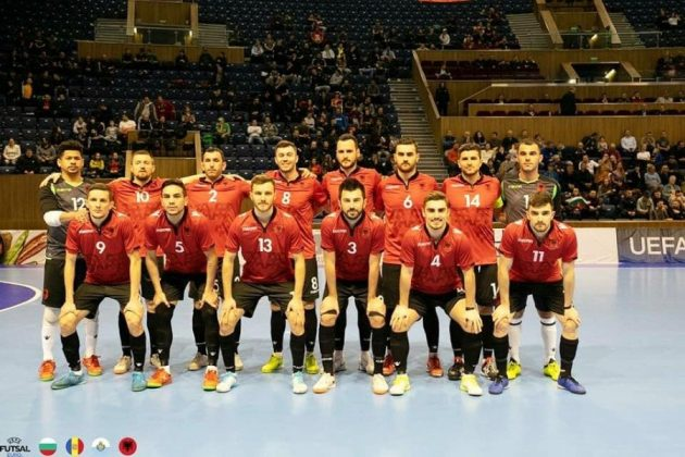 Shqipëria në futsall kualifikohet në Elite Round