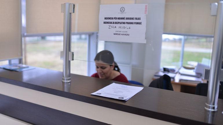 Shërbimet juridike ofrohen falas në Komunën e Kamenicës
