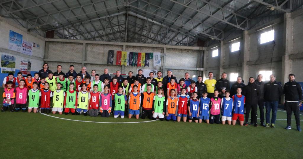 """Fillon projekti i FFK-së, shumë talentë nga Anamorava në """"Elite Youth Development  Programme U15"""""""