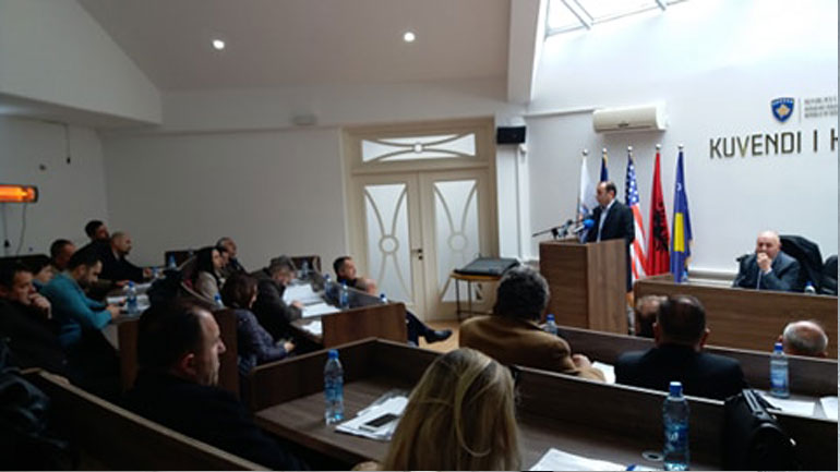 U mbajt seanca e dytë e Kuvendit Komunal të Vitisë