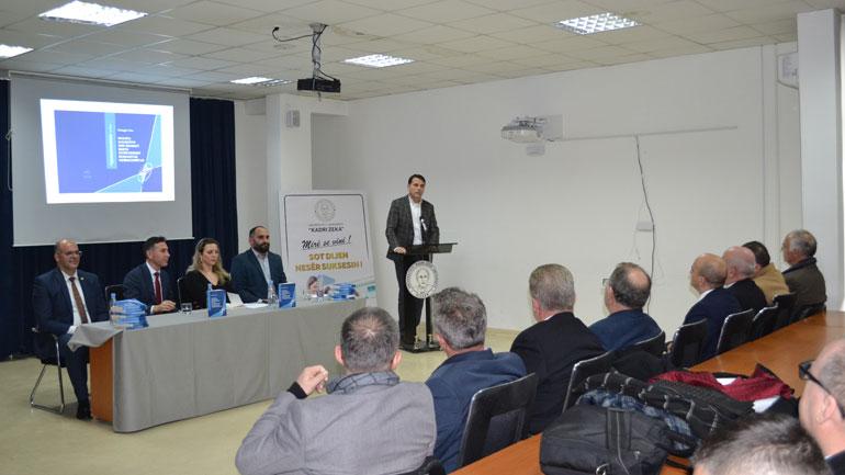 """Në UKZ u promovua libri """"Siguria Kolektive dhe dilemat rreth intervenimit humanitar ndërkombëtare"""""""