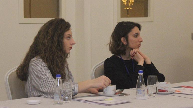 """Përfundon """"Shkolla Kosovare për Vajzat që Synojnë Shërbimin Civil"""""""
