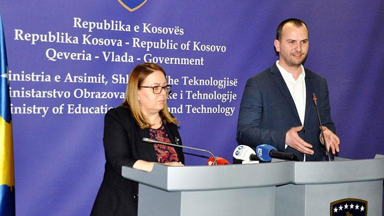 Kastrati: Reforma në Kamenicë, model për orientimin e politikave arsimore në nivel vendi