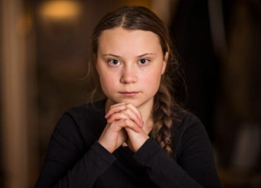 Greta Thunberg nominohet për Çmimin Nobel për Paqe