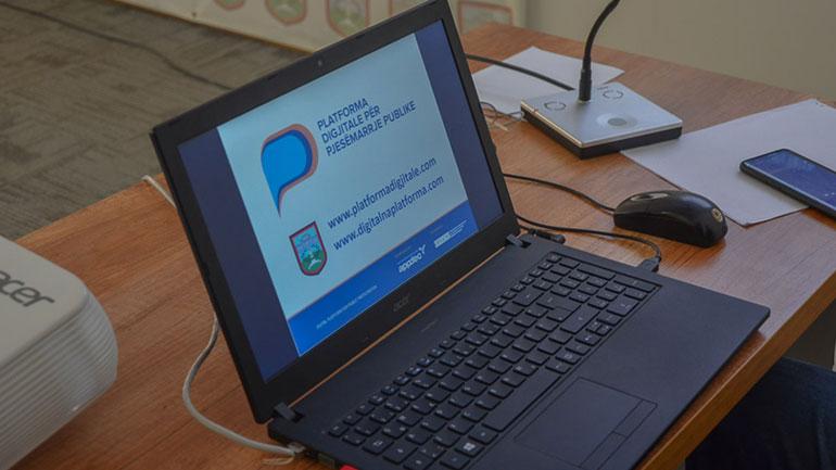 Kamenica në bashkëpunim me OSBE-në lansojnë Platformën Digjitale për komunikim me qytetarë