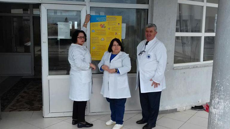 QKMF në Viti me aktivitete për vetëdijësim dhe mbrojtje nga Coronavirusi