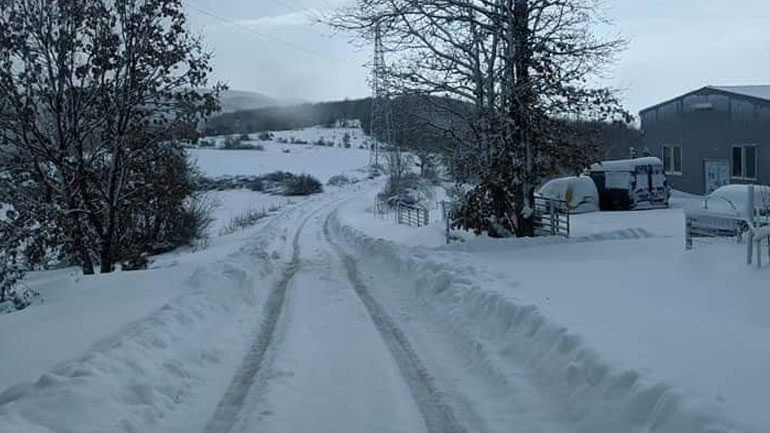 Të gjitha rrugët kryesore në Kamenicë janë të kalueshme