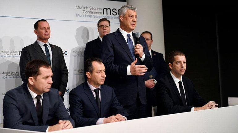 Thaçi: Kjo marrëveshje është një hap tjetër drejt arritjes së marrëveshjes finale historike