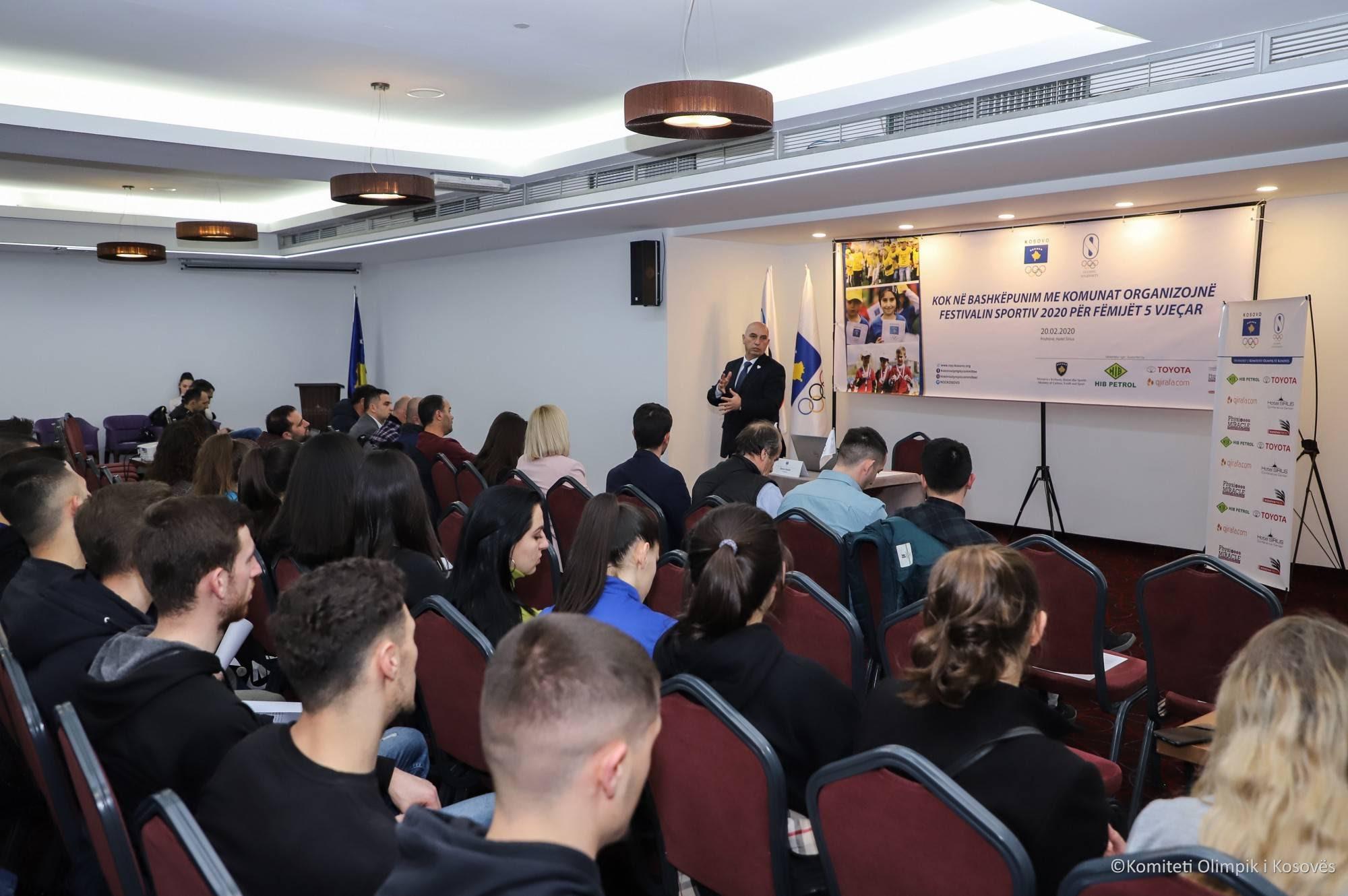 Fillojnë përgatitjet për Festivalin Sportiv të Parafillorëve 2020