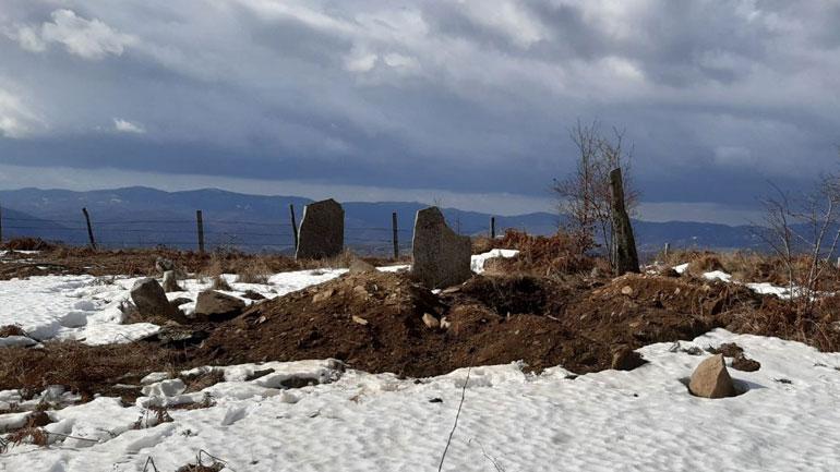 Komuna dënon dëmtimin e varrezave të vjetra në Gmicë