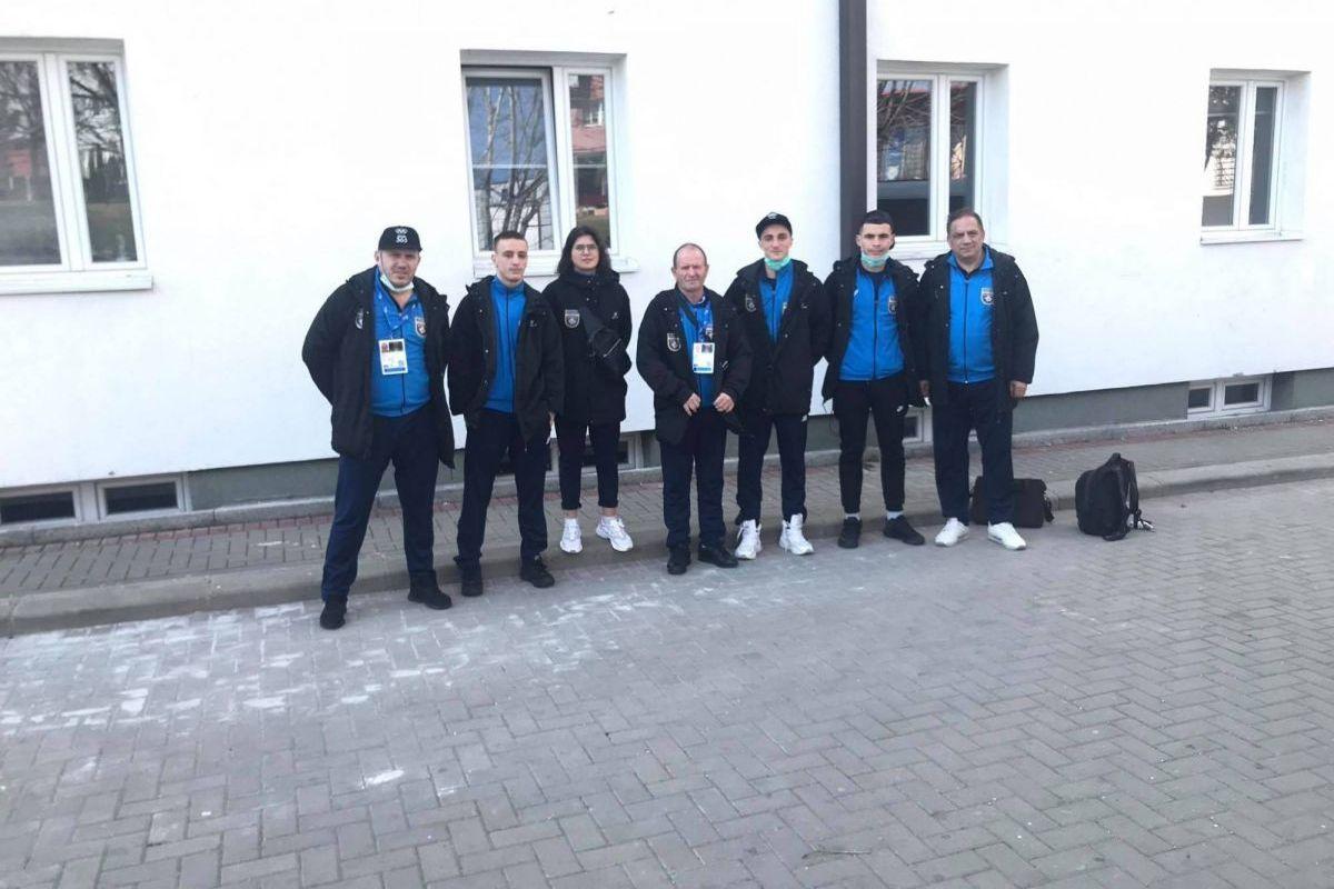 Delegacioni i boksit arrin në Prishtinë, dërgohen në karantinë tek Qendra e Studentëve në Prishtinë