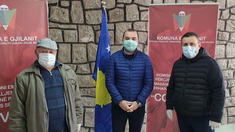 Vazhdon mbështetja e bizneseve gjilanase në përballimin e situatës kundër Covid-19