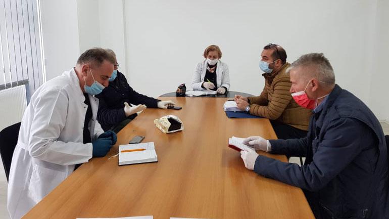 Gjilani po vazhdon me dezinfektimin për të parandaluar COVID-19