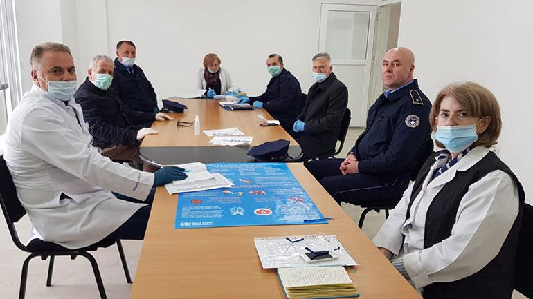 Ismajli: Situata në Gjilan është e qetë dhe e menaxhueshme, ekipet janë në terren