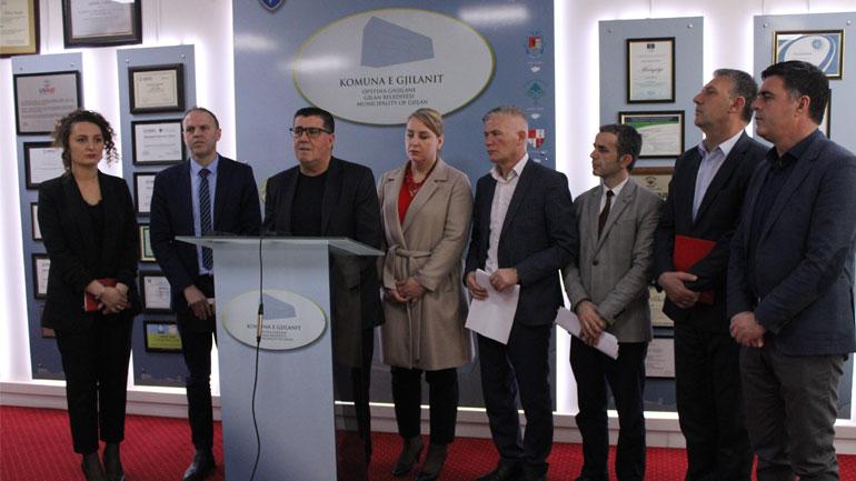 Haziri themelon ekipin ndërsektorial të Gjilanit si masë preventive kundër Coronavirusit