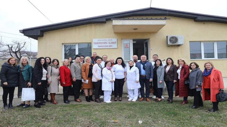 Forumi i Gruas së LDK-së në Gjilan dhuron gjak