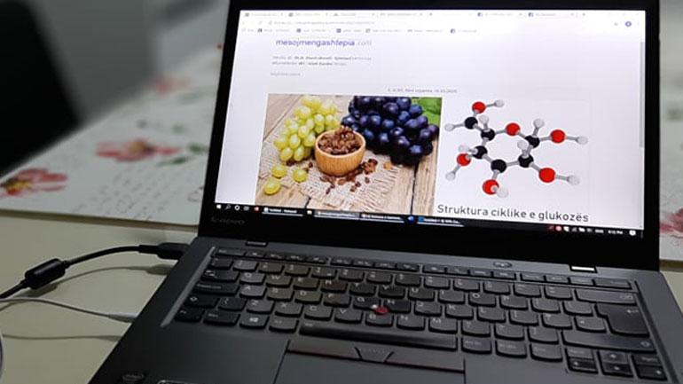 Gjilani shpërndan ueb-aplikacionin për mësim elektronik