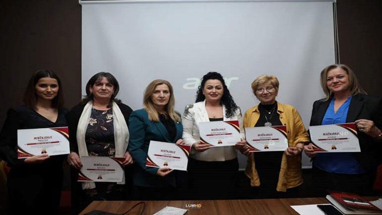 LDK ndan mirënjohje për ish-kryetaret e Forumit të Gruas