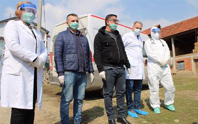 34 raste me COVID-19, 15 prej tyre nga Komuna e Gjilanit