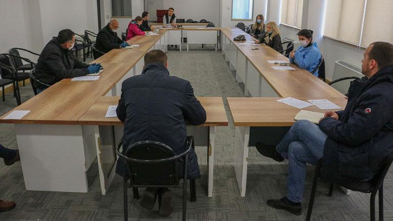Shtabi Emergjent Komunal diskuton për gjendjen momentale të krijuar në Kamenicë