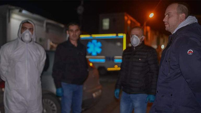 Komuna e Kamenicës zbaton masat e marra pas vendimit të qeverisë për parandalimin e virusit COVID-19
