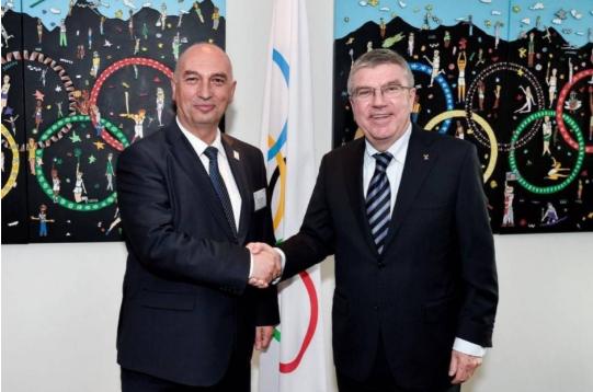 KOK mbështet vendimet e KON për Lojërat Olimpike