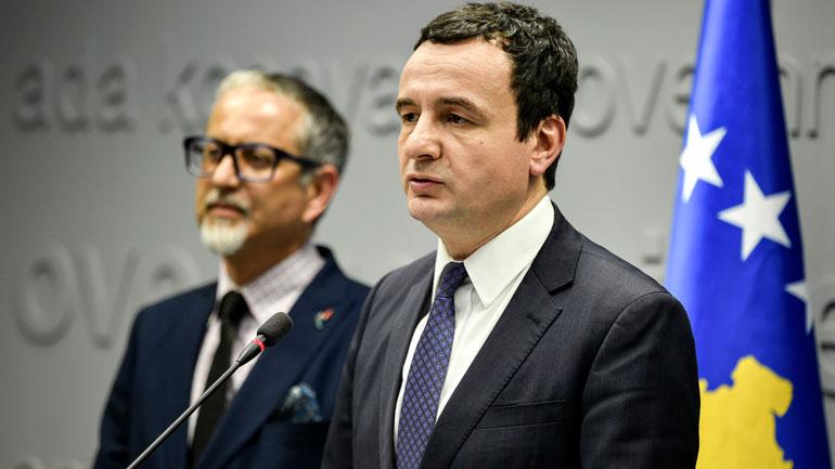Qeveria e Kosovës miraton vendimin për shpalljen e Emergjencës për Shëndetin Publik