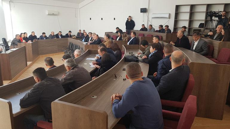 Me deklaratë të përbashkët kërkohet kyçja e Vitisë në autostradën Prishtinë-Shkup përmes Gërlicës